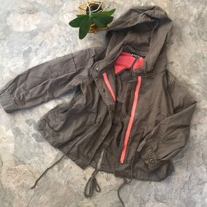 Military army style jacket